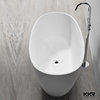 cheap large luxury bathtub freestanding acrylic dog bathtub