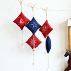 creative doméstico mantimentos zakka estilo praça shell pingente cool mediterrâneo item de uso doméstico