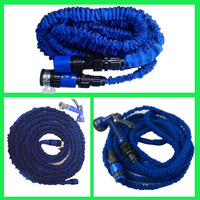 TV shopping products stretch hose/water pump for car wash/canvas hose pipes