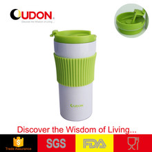 360ml travel mug with replacement lid