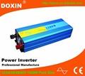 Carro potência doinversor 1500w dc para ac de onda senoidal purainversor de energia dc12v/48v para ac110v/220v