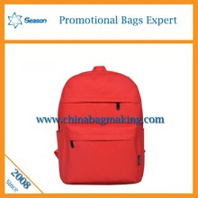 Backpack style Polyester Backpack School Bag for student ,wholesale school bag