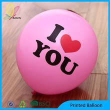 2014 Cheap Photo Print Balloons