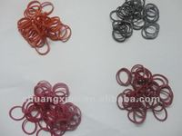 elastic hair bands for natural elastic rubber bands small size
