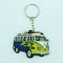 car shaped keychain for promotion /cheap custom fashion keychain/souvenir keychain