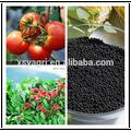 Xsy humatos de potasio granular para los cultivos/100% fertilizantes orgánicos