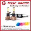 Original manufacturer h4 led headlight canbus 12V-32V 2400lm leds canbus