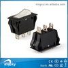 2014 High quality small appliance Illuminated electrical r11 rocker switch