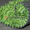 Low Carbon Green artificial landscape turf from SUNWING FAMILY