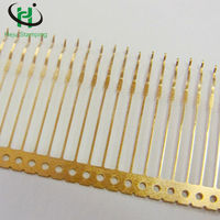 Precise stamping electric pin header 1mm pitch