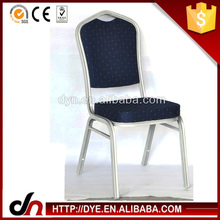 Paint coated finish steel banquet chair,stacking banquet chairs for hotel,stacking metal banquet chair