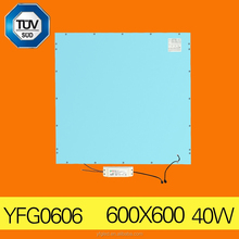SMD light source 40w smd 2835 led panel lighting