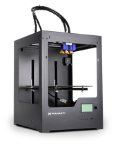 Mankati 3D Printer Machine, Two Color Printing & Big Size Printing