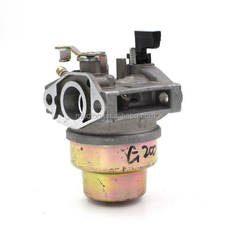 Gasoline Carburetor Carb Parts For Honda G200 Engine Motor