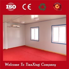 Hot Sell quick build 20 feet and 40 feet container housing construction site office