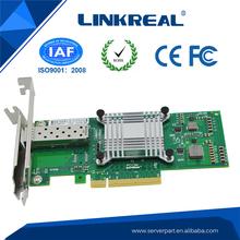 LREC6811BF-SFP+ PCI Express x8 Single Port SFP+ 10 Gigabit Server Adapter (Intel 82599ES Based)