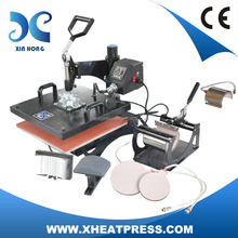 2015 Trade Assurance 6IN1Heat Transfers For T shirts HP6IN1