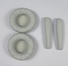gri kulak pedleri bandı yastıkları Sennheiser px100 px200 kulaklıklar