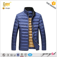 man's down jacket for winters
