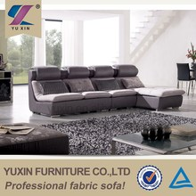 3 seater wooden sofa with couch from foshan furniture market