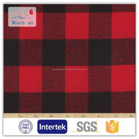2015 Cotton 150gsm Reactive Printed wholesale flannel back satin fabric