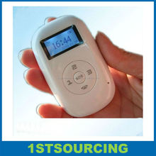 Personal Mini GPS Tracker With LCD Screen display for Adults and children, SOS Button Finder locator/GPS Tracking