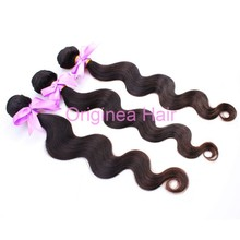 Wholesale brazilian human hair extension no chemical processed