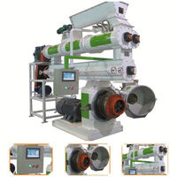 high quality machine to make livestock poultry feed pellet