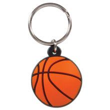 alibaba china rubber keyring basketball