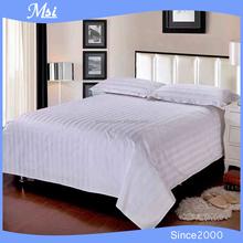Wholesale Comforter Sets high density plush Hotel Bed Sheet