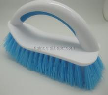 plastic hard fibre floor brush