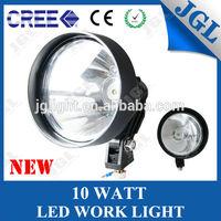 JGL offroad driving lamp 10w 12v/24v led driving light 4x4 off road