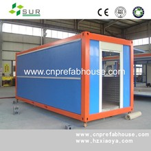 Container House Price for coffe bar from China factory