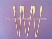 Natural Flat Bamboo Sticks With Good Quality