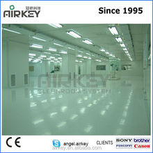 Customized cleanroom decoration system/ cleaning solution