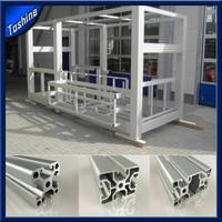 Exhibition Booth Aluminum Extrusion / Aluminium Profile