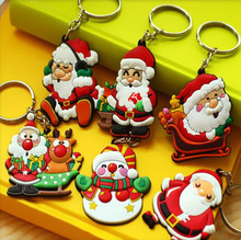 keychain manufacturers in china supply brand quality Christmas gift
