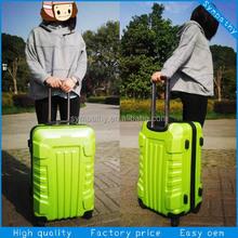 hard surface&plastic luggage case