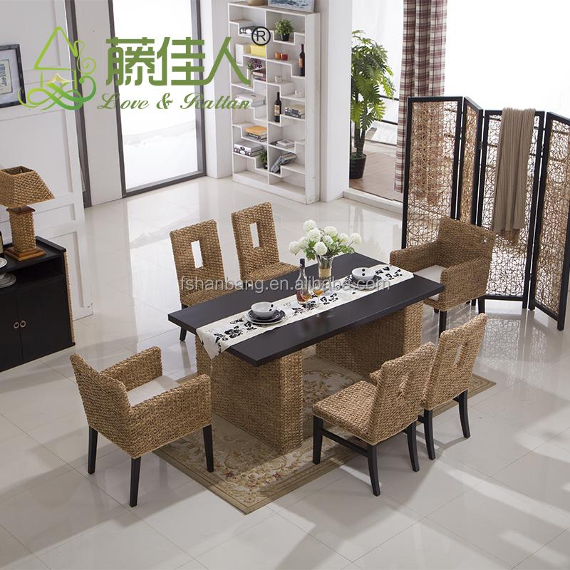 Asiatique vietnam luxe classique accueil h tel jacinthe d for Set de table en osier