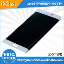 Mobile Phone LCD Touch Screen For Samsung Note Edge N915 With Frame