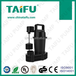 thermoplastic UL listed sump pump