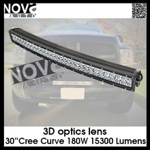 LED Light Bar 3D Style High Quality 180W 30Inch Off-road LED Light Bar with CE IP68 RoHS