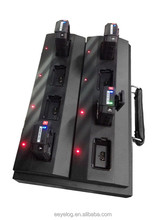 Can operate 8 units simple police camera charging operation kiosk