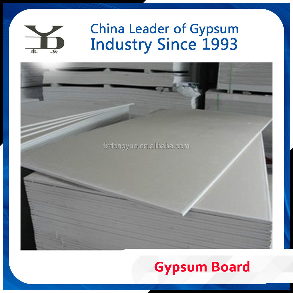 Gypsum Board Dimensions : Cheap price gypsum board with standard size factory buy