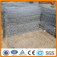 Control soil erosion excellent gabion hexagonal mesh box