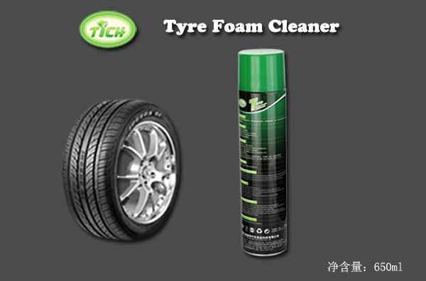 650ml Tyre Foam Cleaner 4