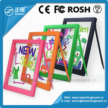 Competitive Price rewritable kids mini led writing board in led display