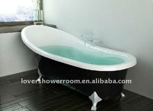 Simple Free Standing Bathtub with Legs