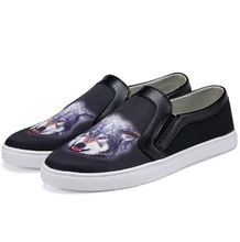Hot seller New design fashion leather shoes for men casual shoes