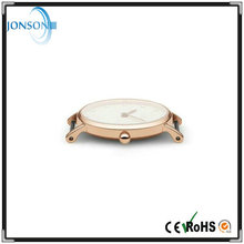 Top assembly super thin case simple wholesale watch faces